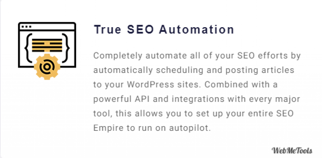Article Forge SEO Automation